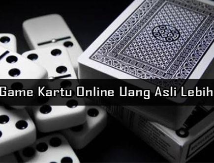 Kenali Game Kartu Online Uang Asli Lebih Dalam